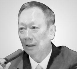 TERRY GOU 郭台铭