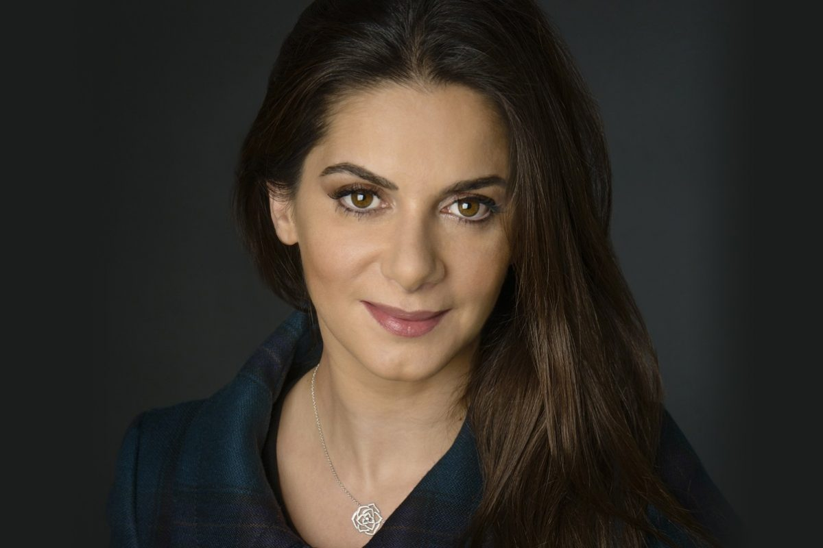 Meet Chabi Nouri, Piaget's first female CEO