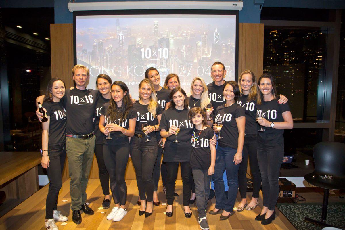 Ten, Ten Vision on Charity