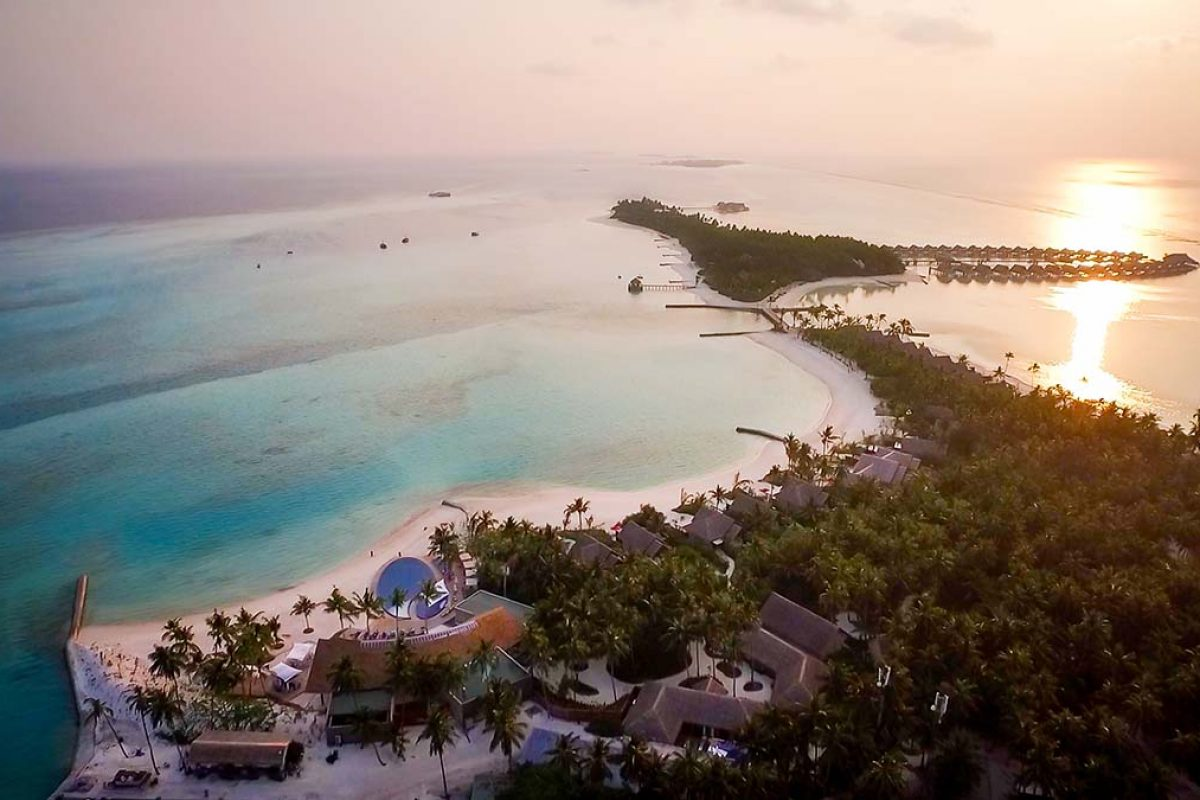 These resorts in the Maldives are redefining luxury travel