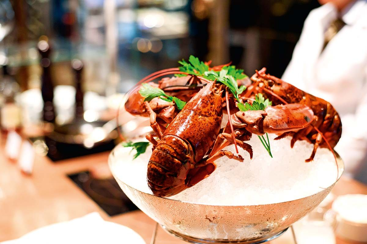 The Best Champagne Sunday Brunches in Bangkok