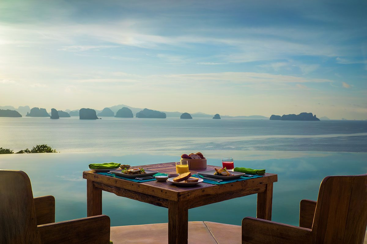Six Senses Yao Noi balances wellness with indulgence
