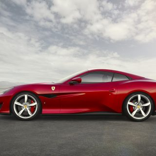 Ferrari Portofino in all her glory