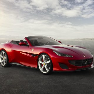 The epic Ferrari Portofino