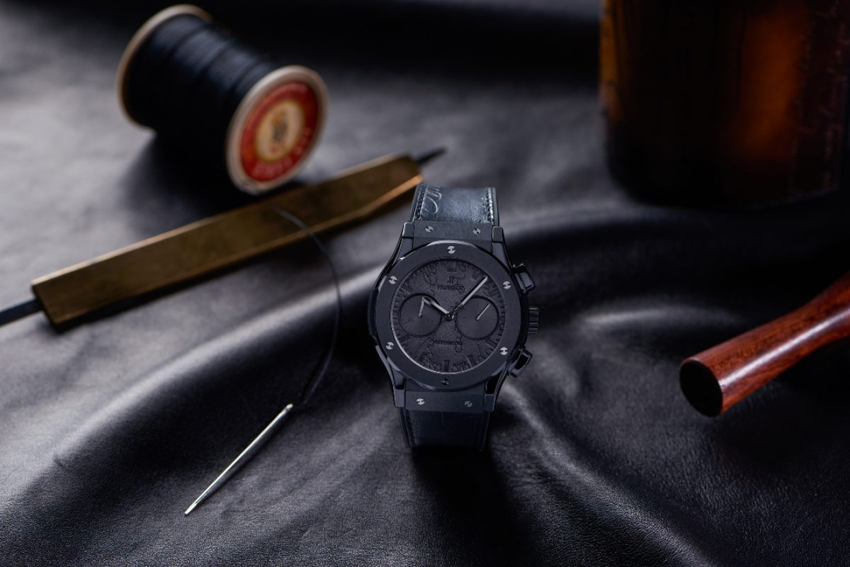 Hublot's New Collaboration with Berluti