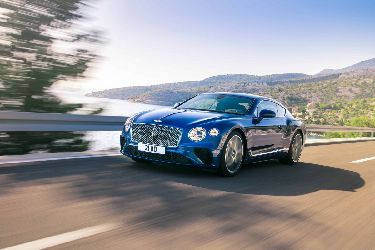 2018 Bentley Continental Revealed