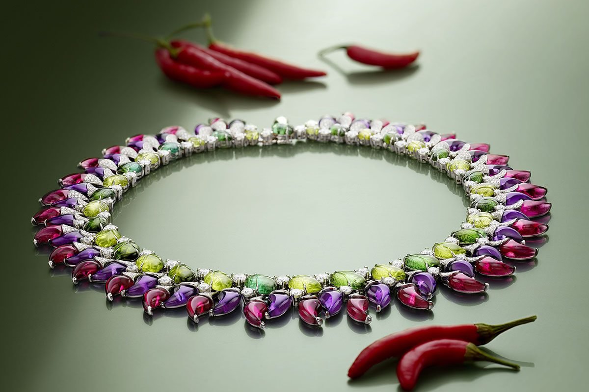 Bulgari's Festa Collection is a Feast for the Eyes