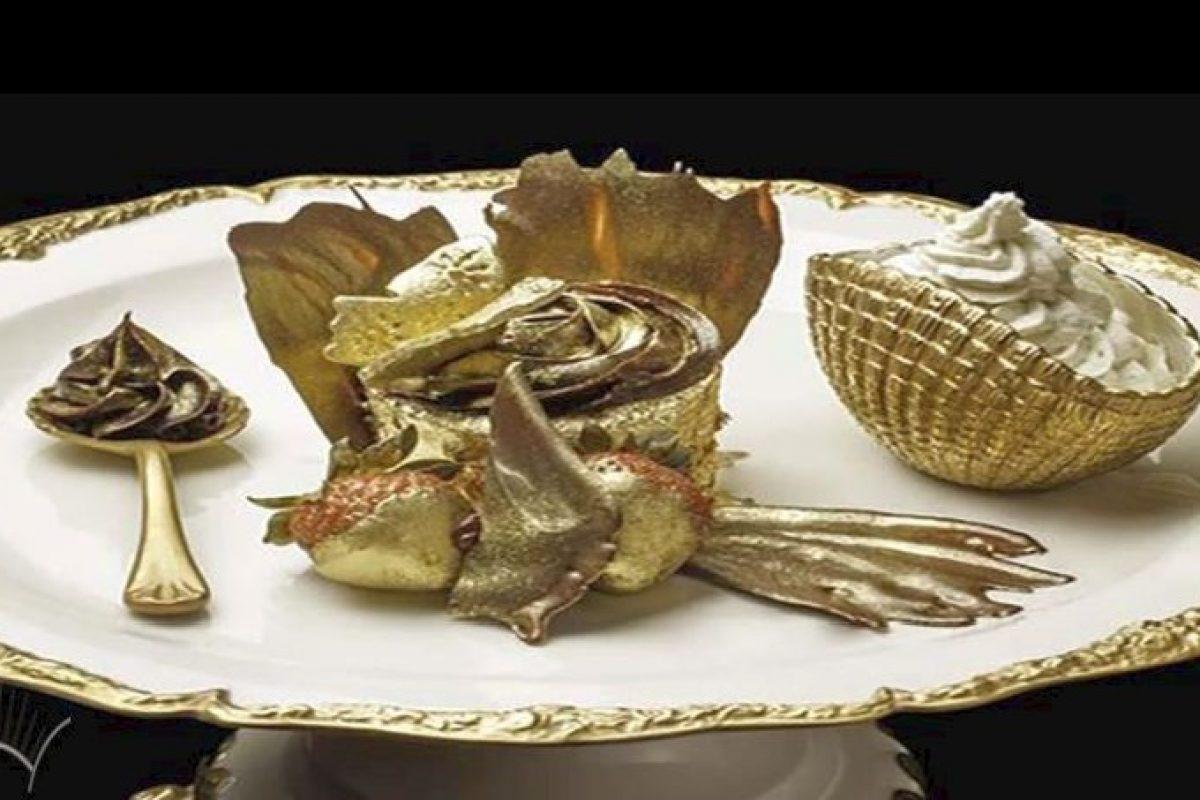 4 of the World's Most Lavish Desserts