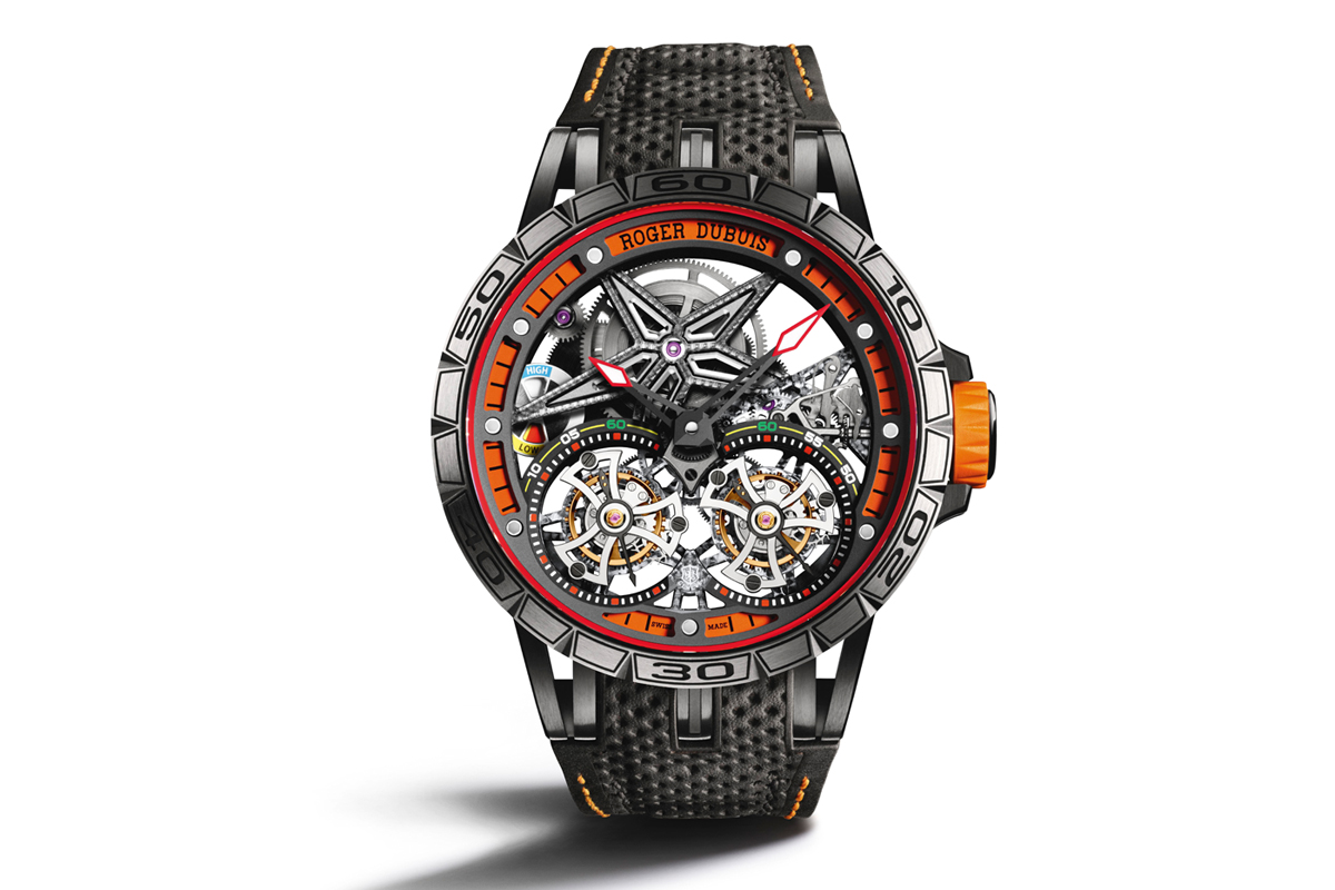 Roger Dubuis Launches 3 Excalibur Spider Models