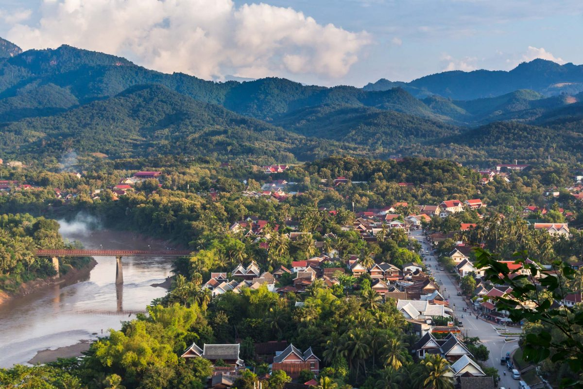 Holiday Hot Spot: Luang Prabang
