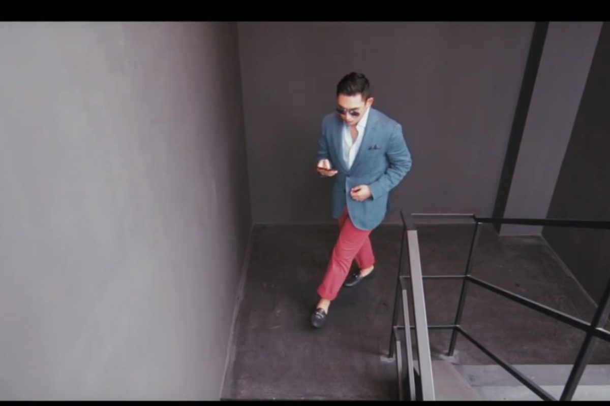 Style Maverick Video: Aliff Hazwan