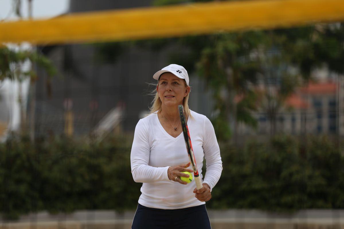 Martina Navratilova on the Art of Winning