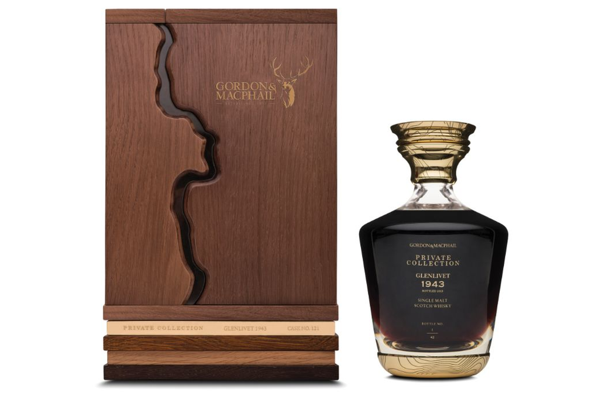 Ultra-Exclusive: Glenlivet 1943 by Gordon & MacPhail