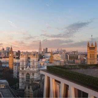 Residents at The Broadway can expect unforgettable views of some of London's most iconic cultural landmarks