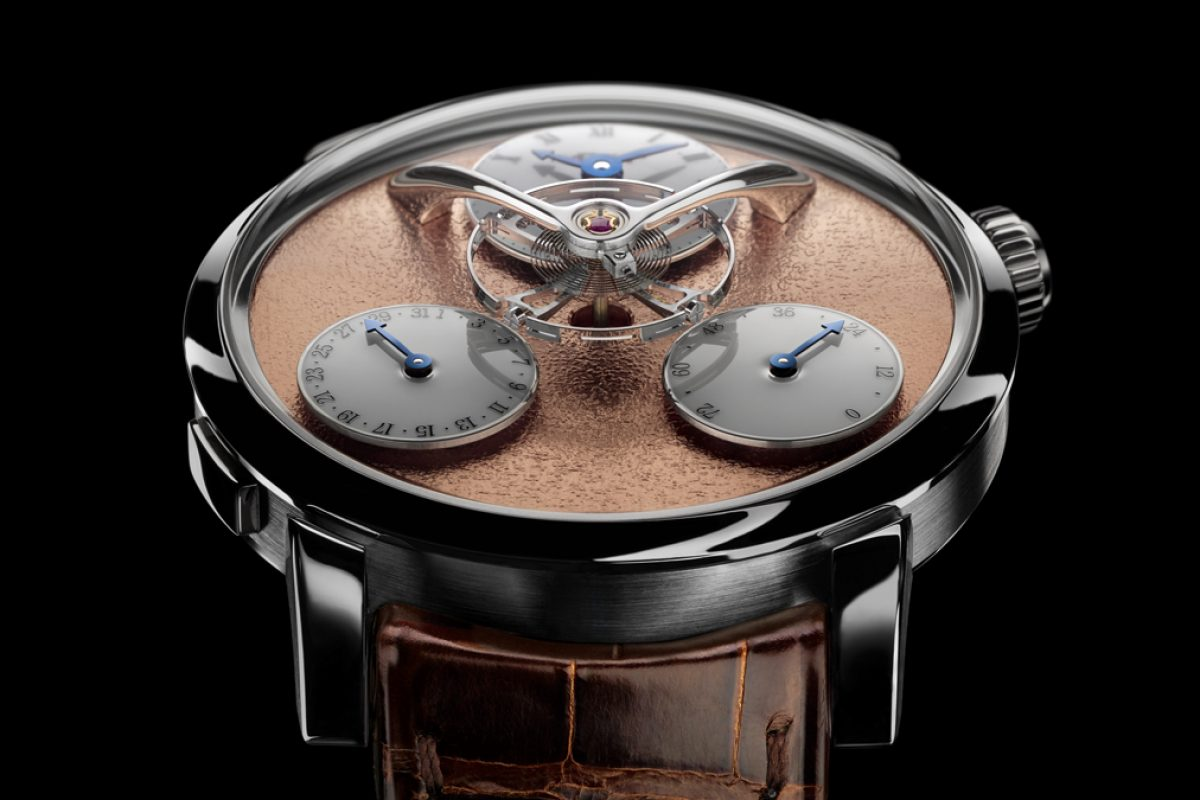 5 key things that led to the creation of MB&F LM Split Escapement