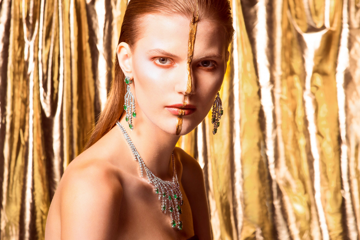 The Jewellery Shoot: Going for Gold