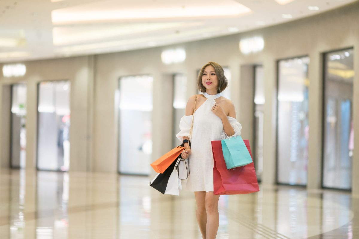 Faye Tsui takes us on an Elements Mall shopping adventure