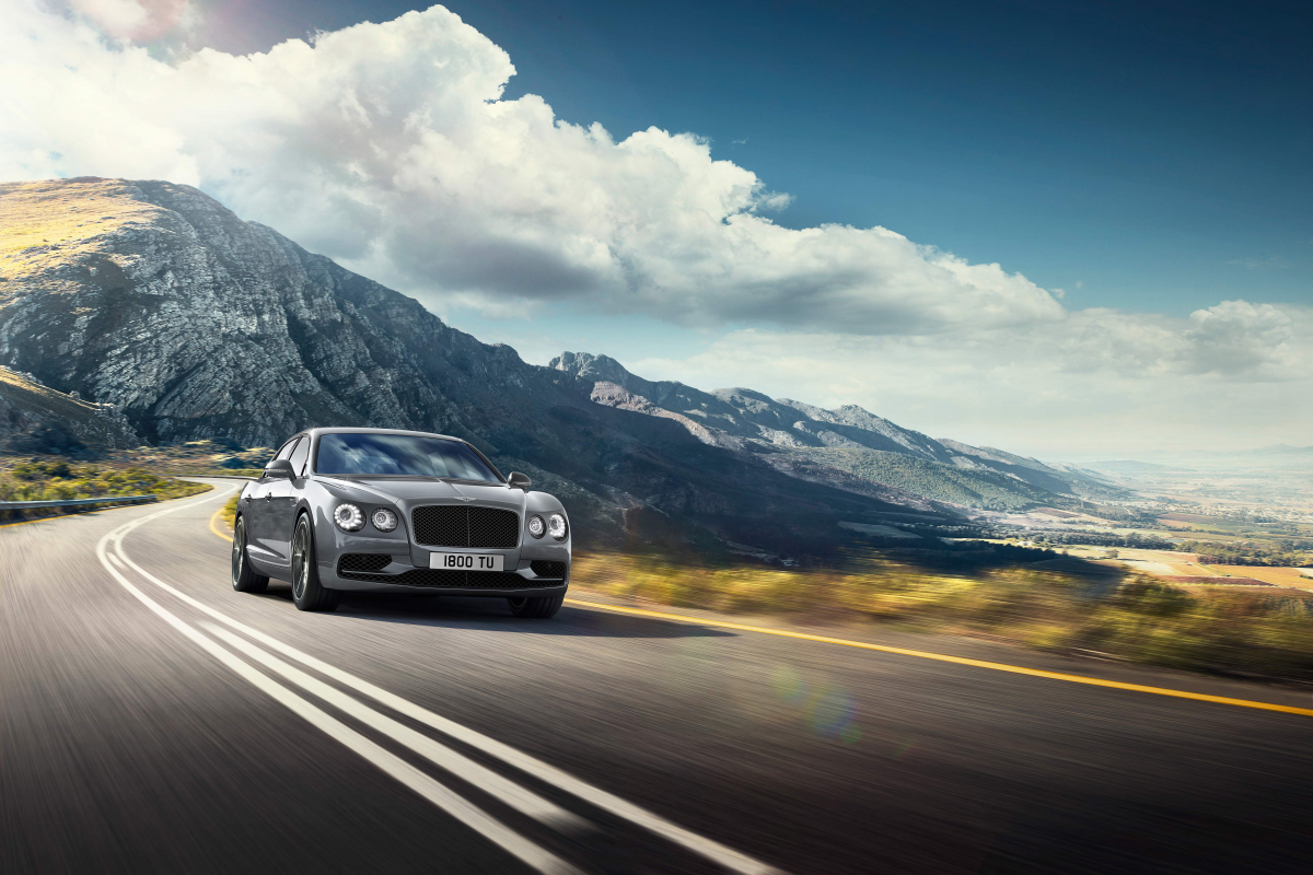 We Drive the Bentley Flying Spur W12 S