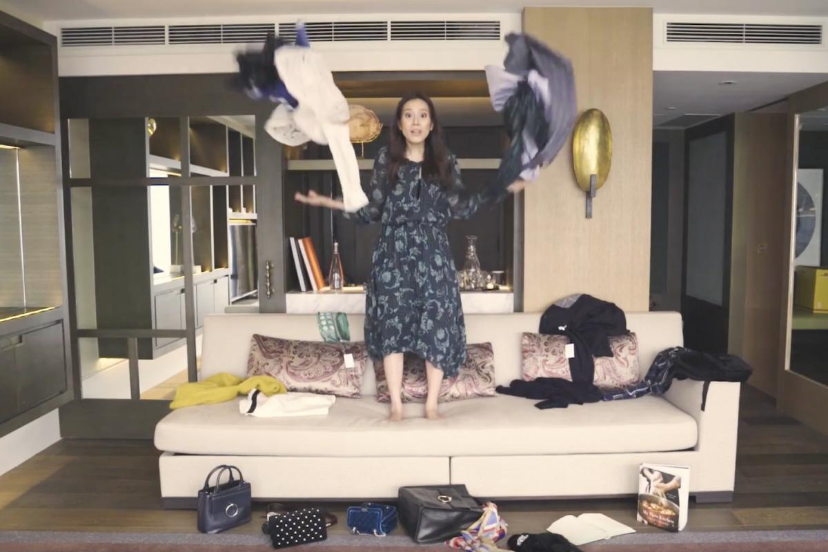 Claudie Pierlot Presents: Jessica Jann, Hong Kong's Parisienne