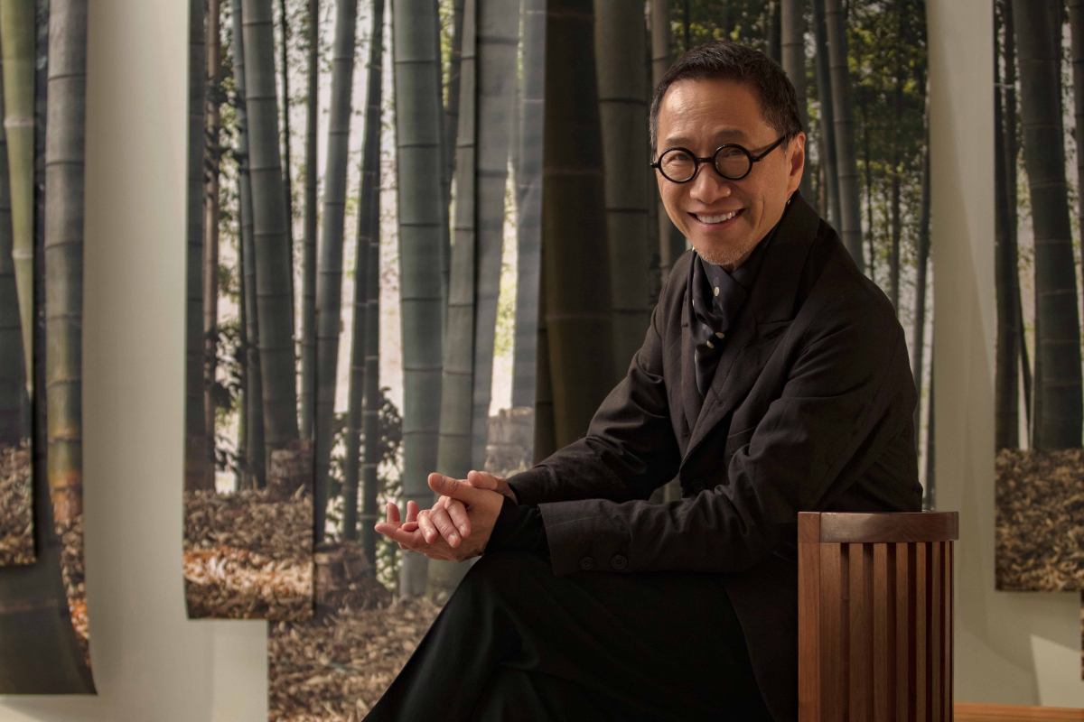 One-on-One with Designer Alan Chan