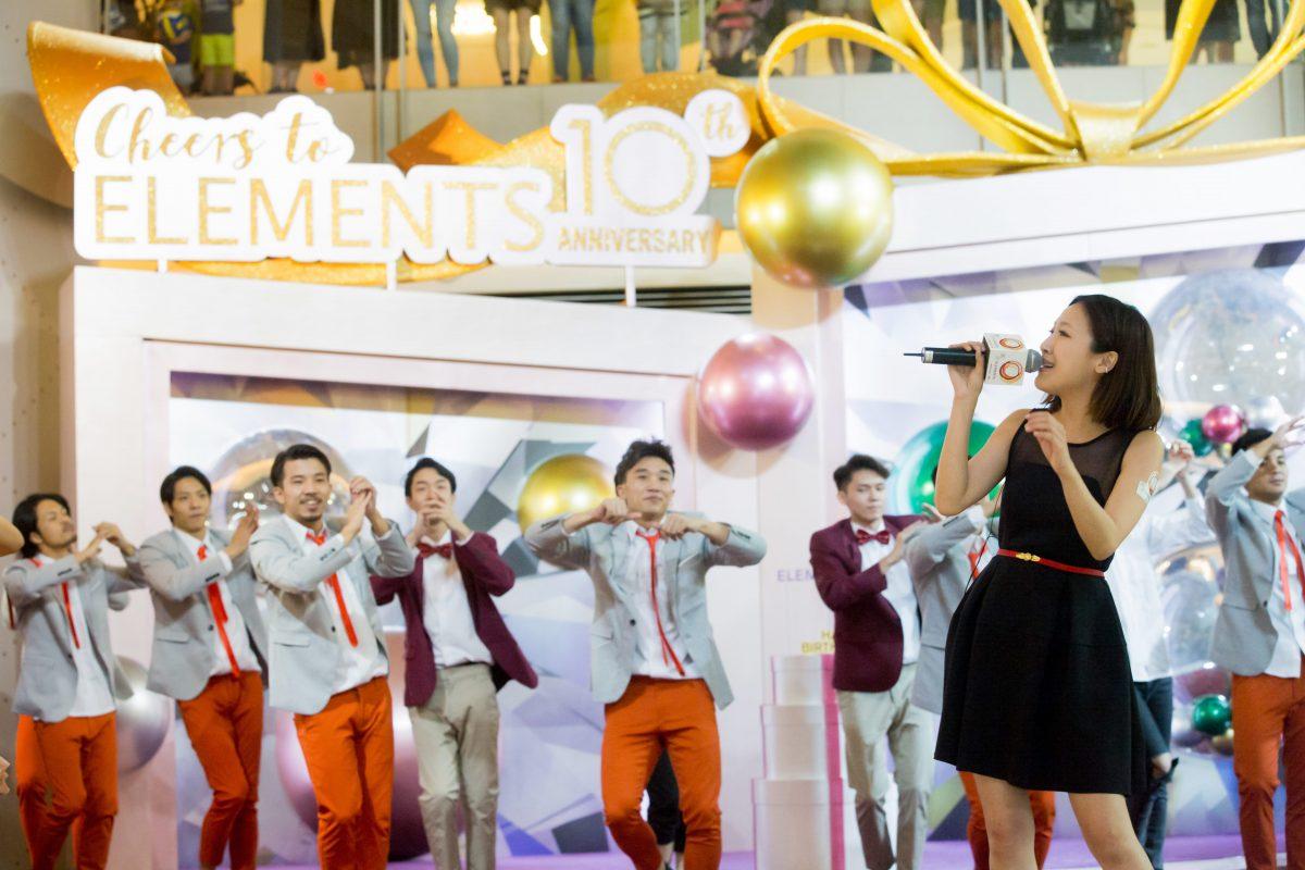 Prestige Hong Kong Presents: Elements 10th Anniversary extravaganza