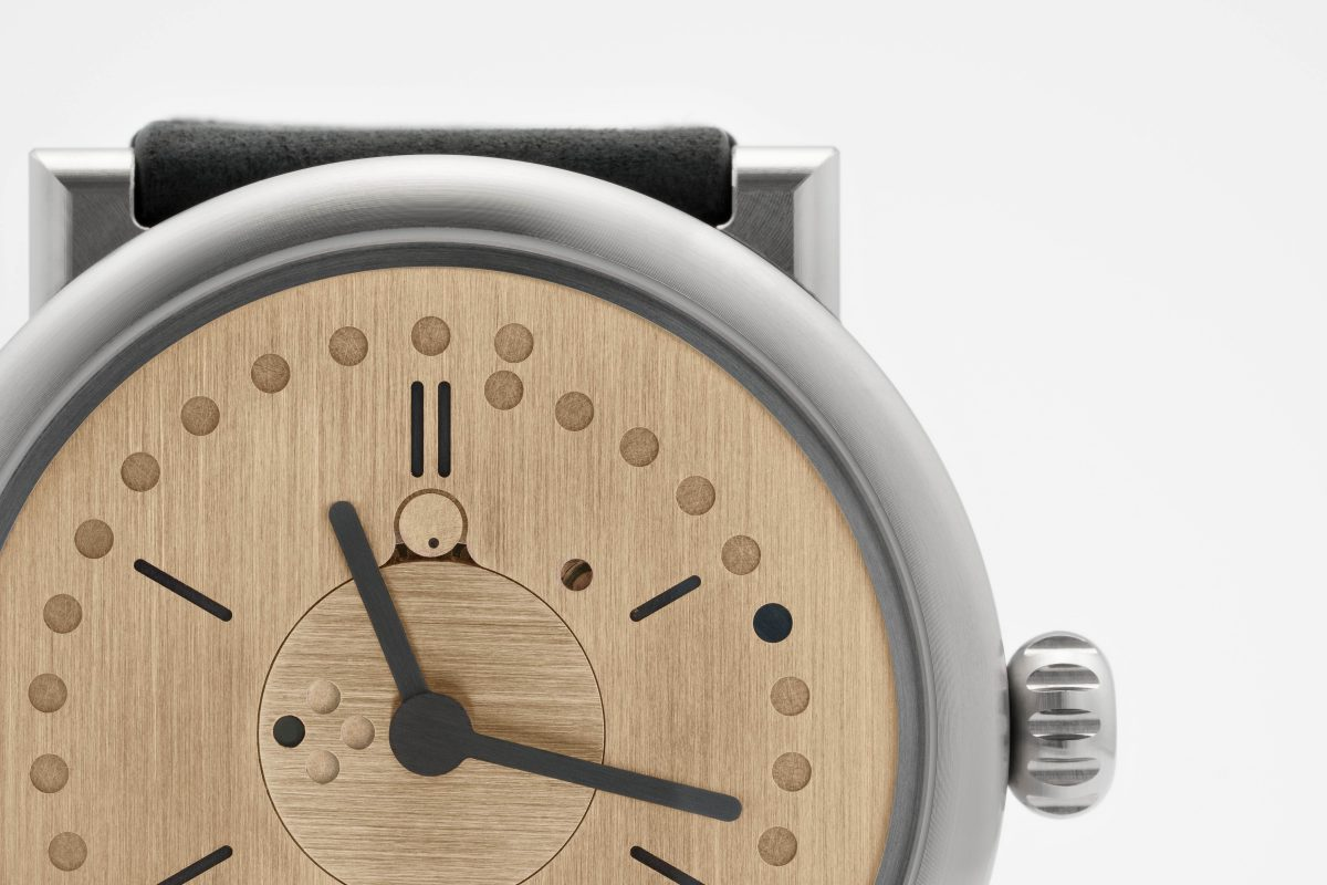 Ochs und Junior Watches: Simple Is Beautiful