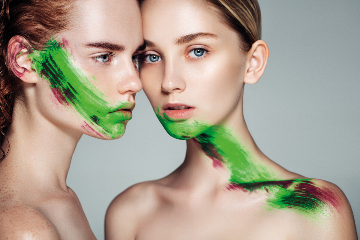 Which skincare formulas contain superfood ingredients?