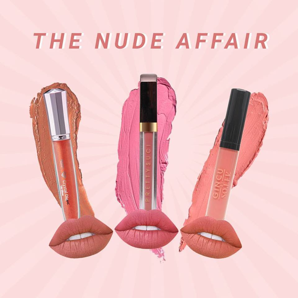 The Nude Affair with PrettySuci