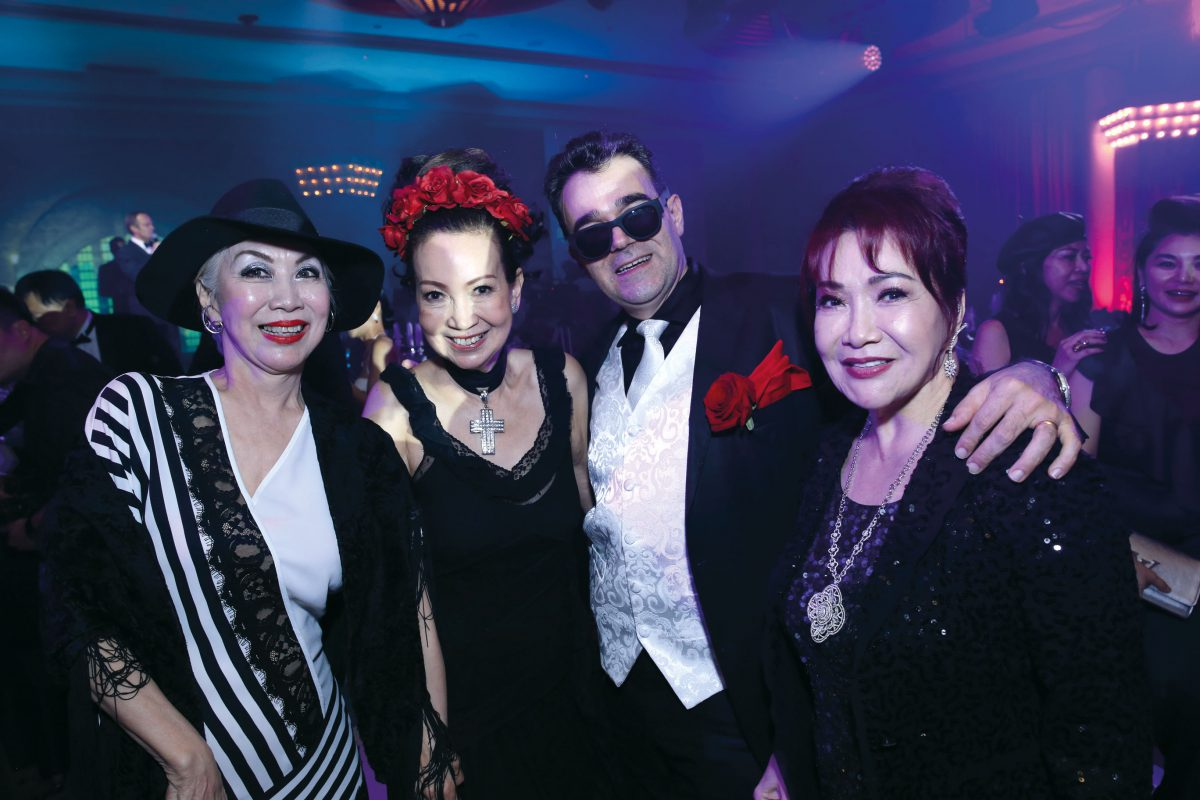 """Kidz Horizon Appeal """"crime"""" syndicate gathered for a good cause"""