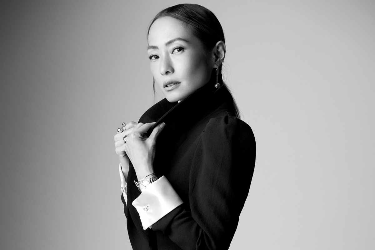 Tan Min-Li is a high-powered woman with many passions