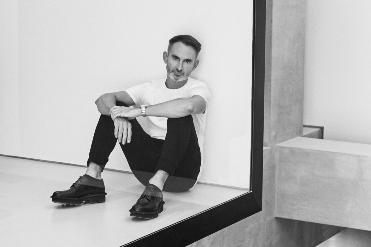 Neil Barrett reveals what it takes to run your own label