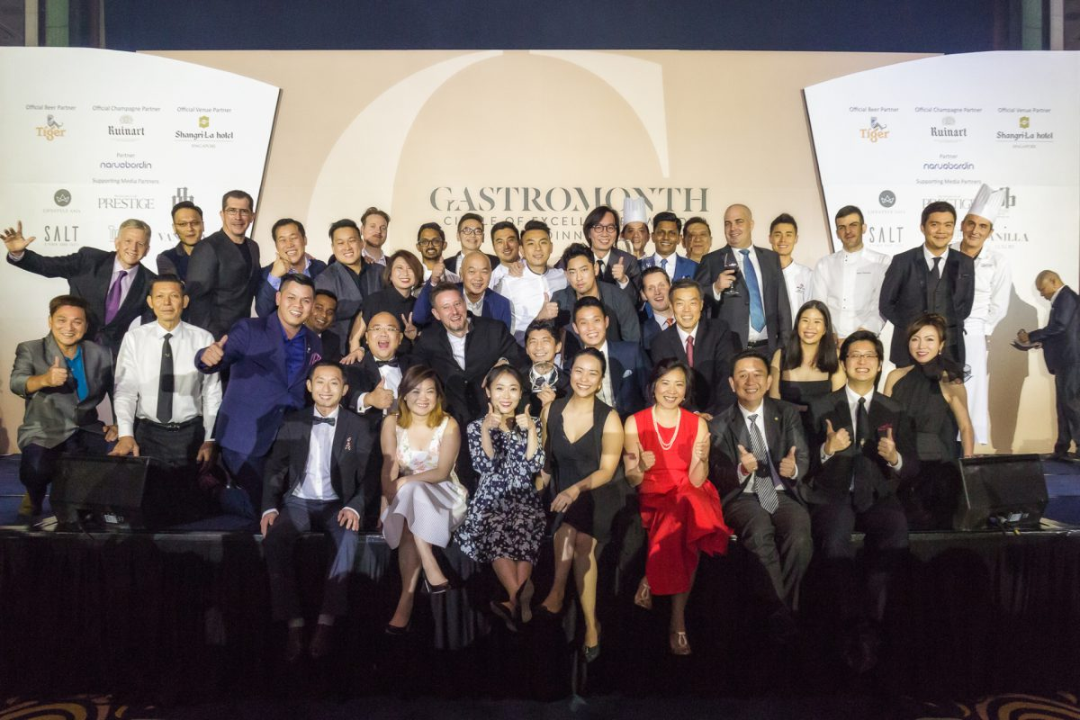 Pepe Moncayo, Beppe De Vito win at GastroMonth