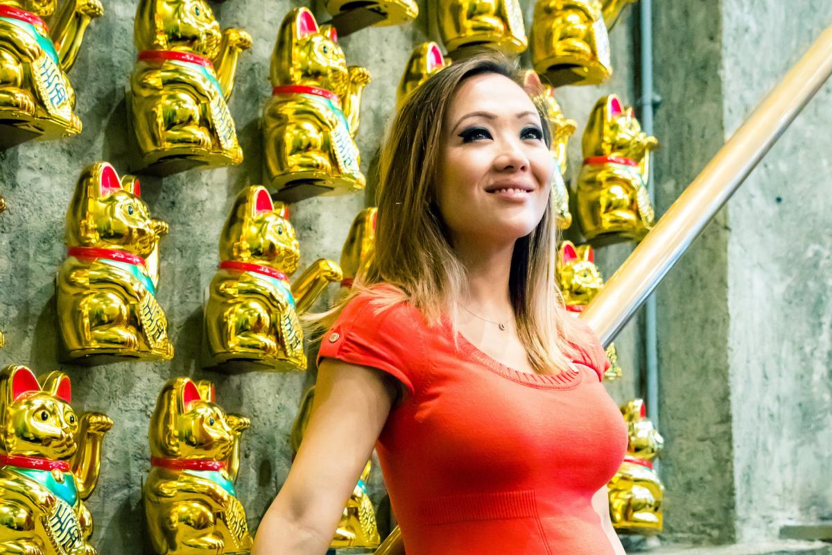 Culinary Conversations: Kathy Fang