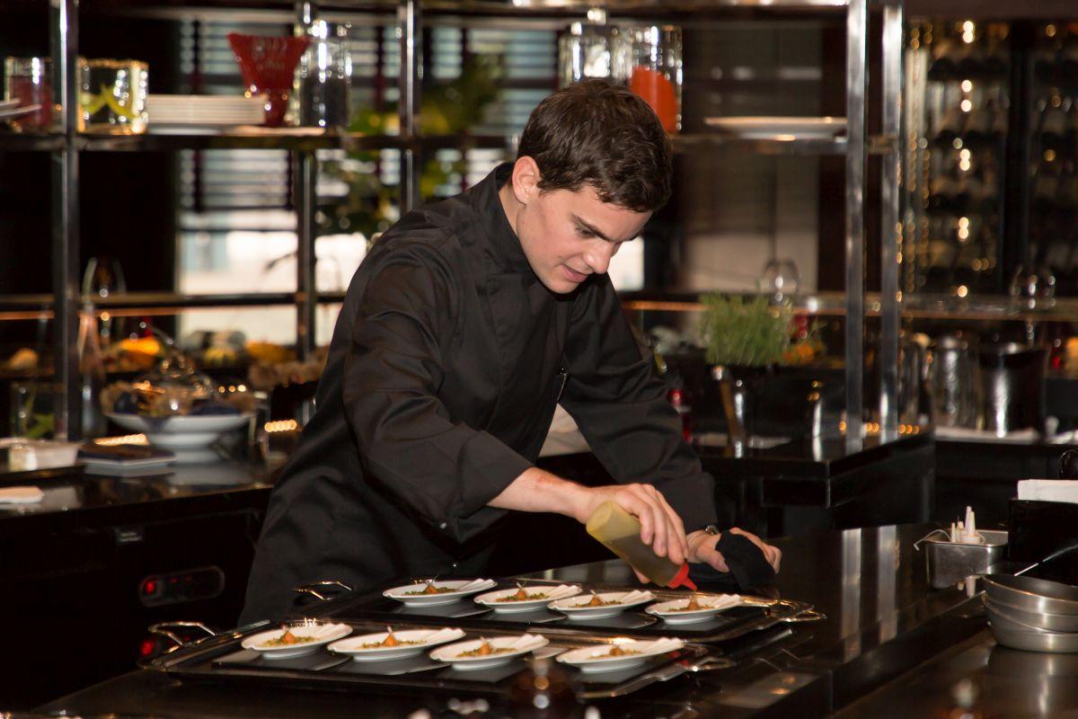 Joël Robuchon welcomes new head chefs to Singapore restaurants