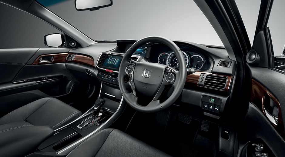 Next Generation Advanced Safety Technology, Honda SENSING will now be available in the Accord 2.4 VTi-L Advance variant