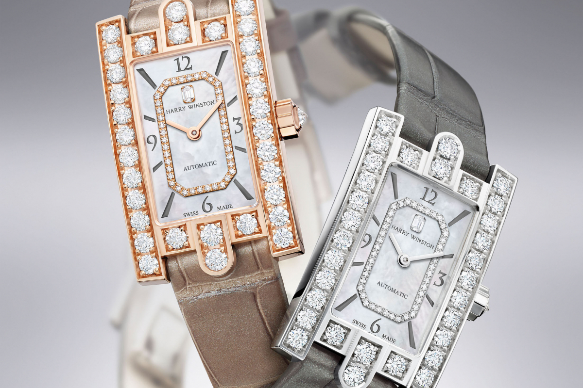 Defining Moments with Harry Winston