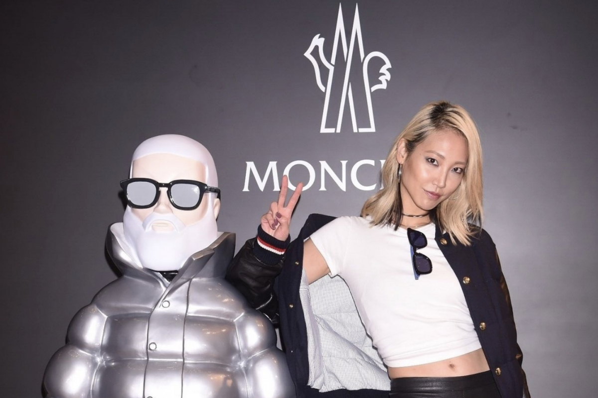The Party Line: Bvlgari, Moncler and G.H. Mumm champagne