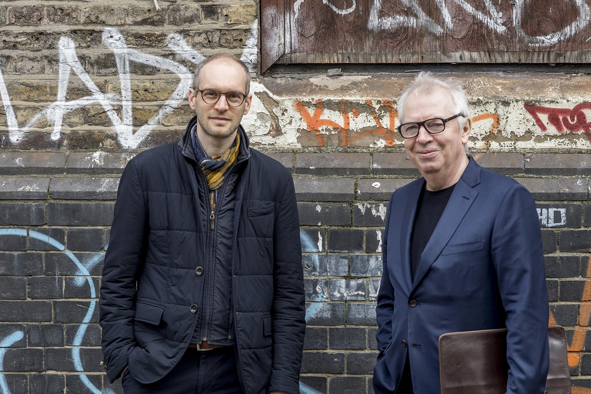 What Architect David Chipperfield Has In Store