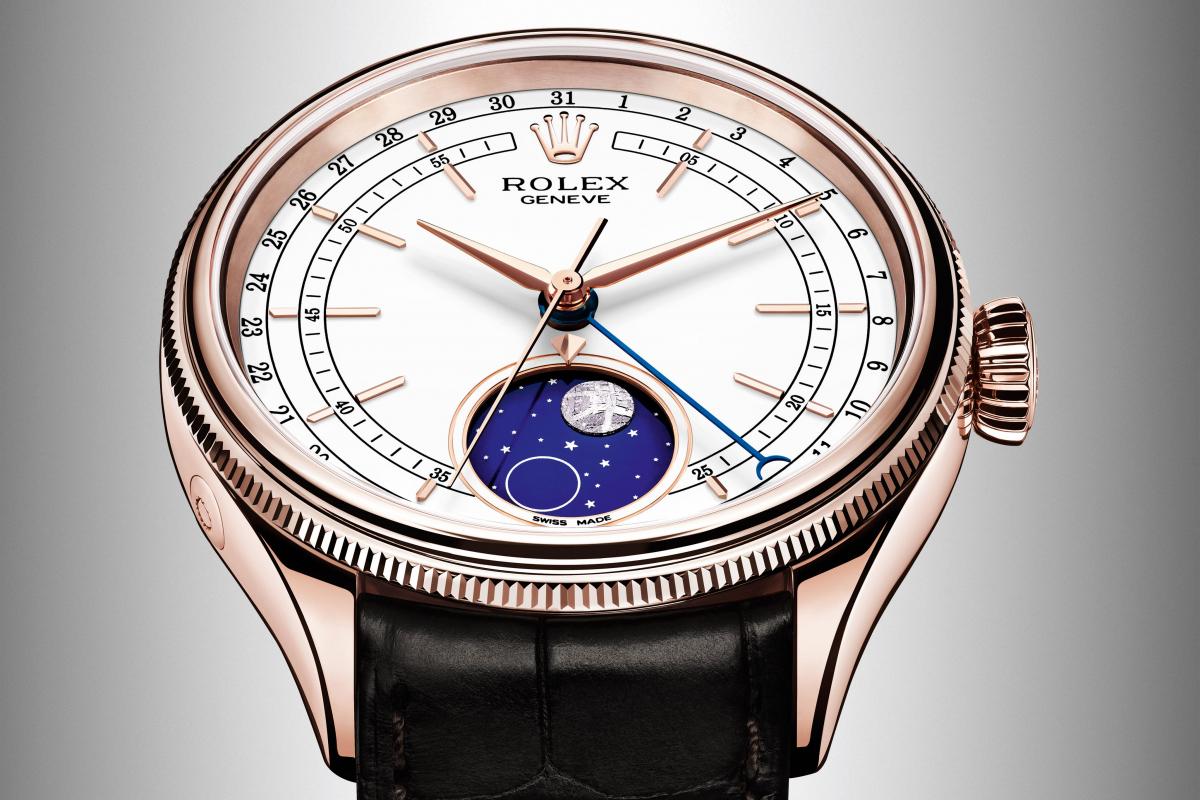 Rolex Unveils a Stellar Showcase of Watches