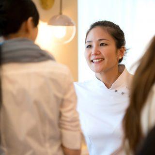 Vicky Lau Of Tate Dining Room Bar