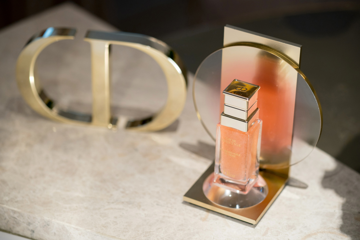 A Rosy Afternoon with Dior x Prestige