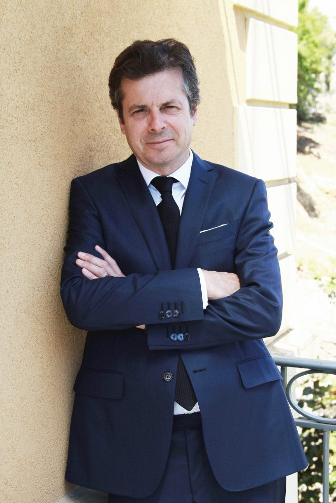 Jerome Biard, CEO of Corum