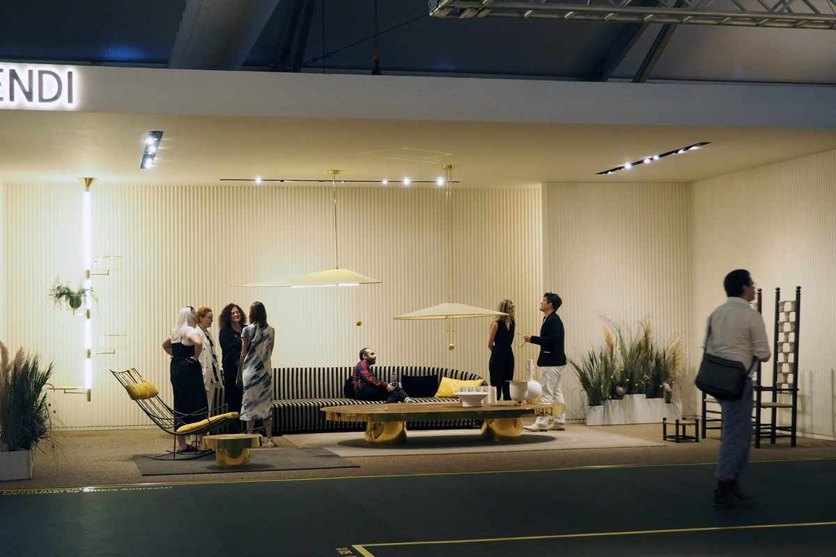 4 Design Miami booths we'd move into