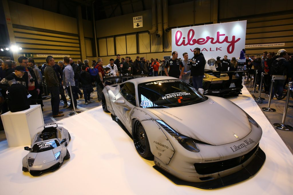 Global Car Events That Motorheads Shouldnt Miss In Prestige - Exhibition car