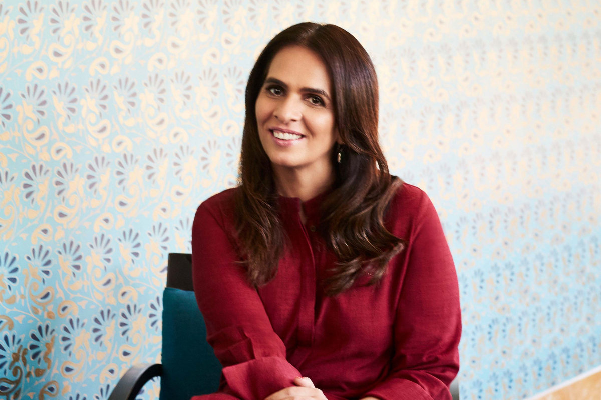 From Empire To Legacy, Anita Dongre Is Relentless