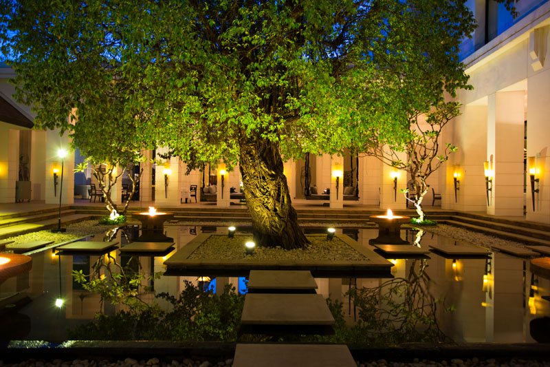 travel siem reap park hyatt hotel five-star resorts fine dining luxury