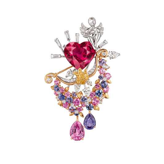 van cleef & arpels high jewellery le secret luxury jewellery