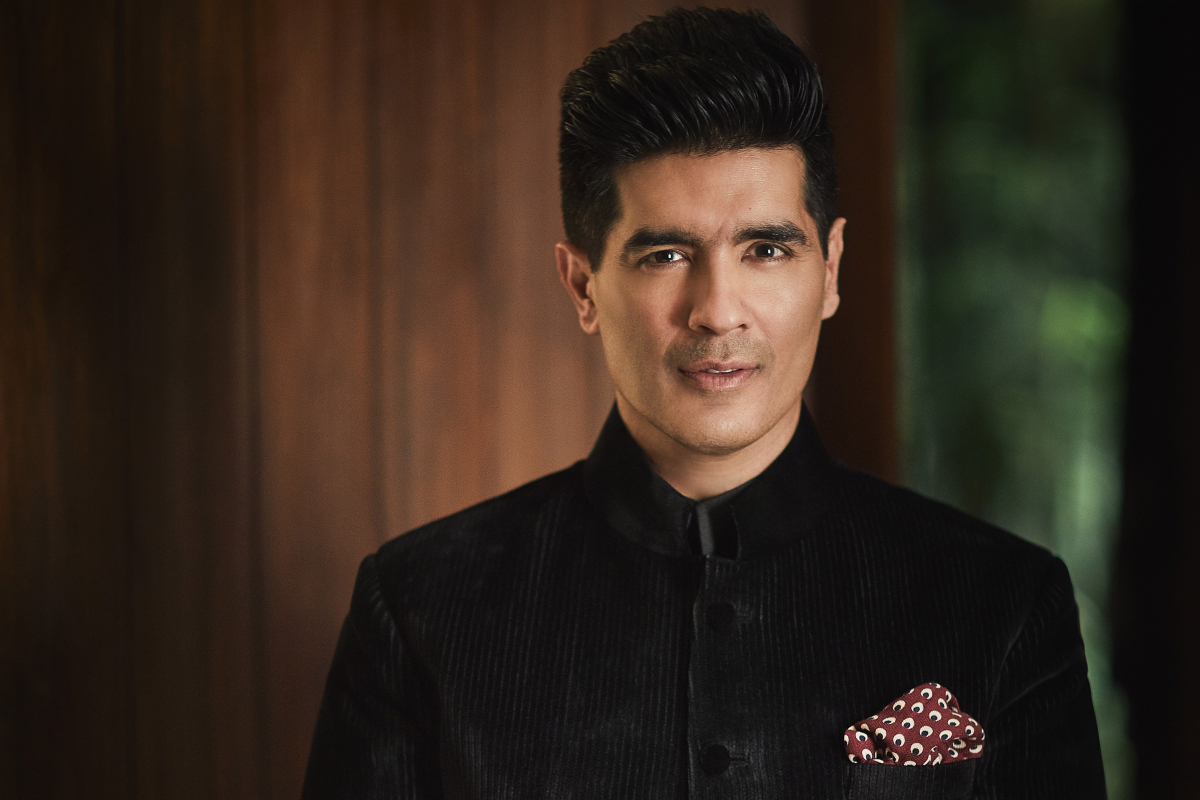 The Story Behind Manish Malhotra's Latest Collection