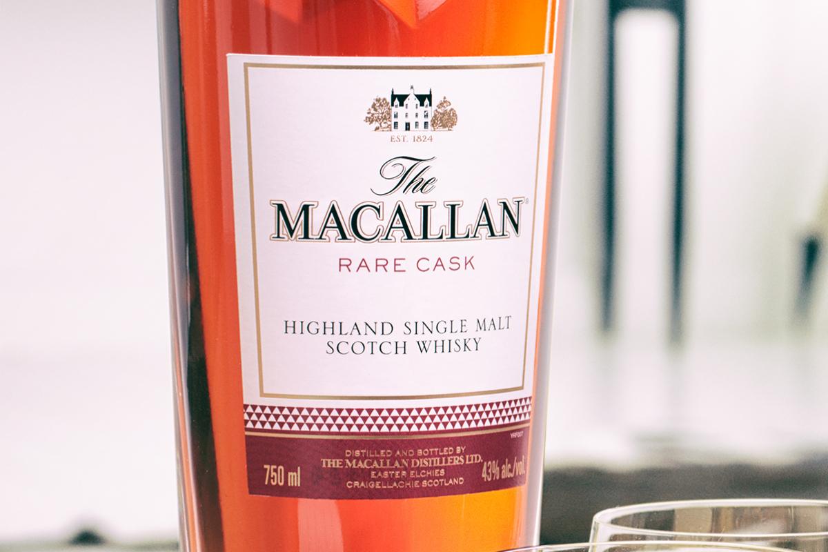 The Macallan: Rare Cask