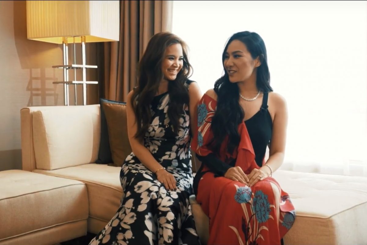Video: Melissa Sin and Lee Yin Yen On Being A 21st Century Woman